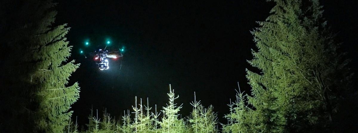 400W drone light